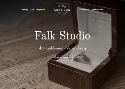 Falk Studio Guldsmed