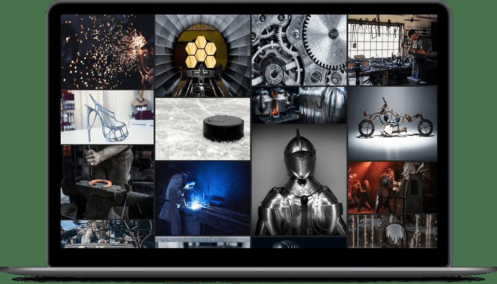 Metallsidan | Portal